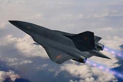 Berita Militer Indonesia: China Berhasil Uji Pesawat Luar Angkasa Hipersonik, Melesat Cepat Lima Kali Kecepatan Suara