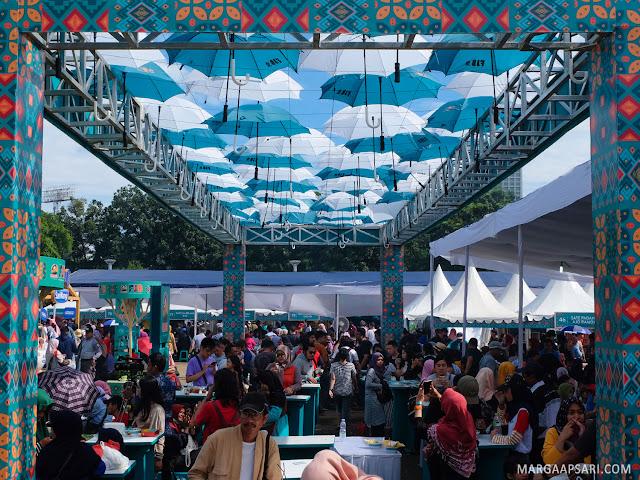 Wisata Kuliner di Festival Jajanan Bango 2019