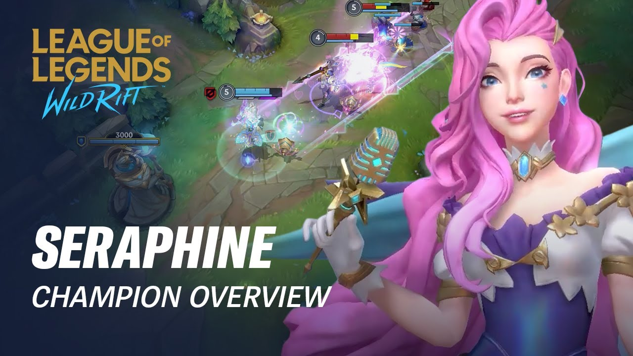 League of Legends - Seraphina Overview