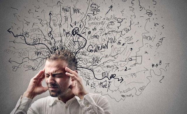Orang Dengan IQ Tinggi Cenderung Lebih Mudah Stress