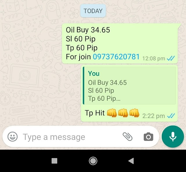 15-06-2020 Forex Trading Commodity Crude Oil Signal Prices