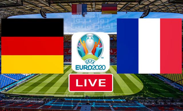 Match france vs germany euro 2021