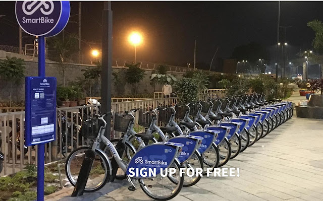 Rent a Smart Bike in India - Youth Apps