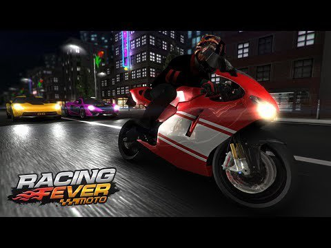 Racing Fever Moto MOD Ultima Version
