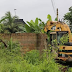 Abia State government demolishes kidnappers' hideouts in Umuahia