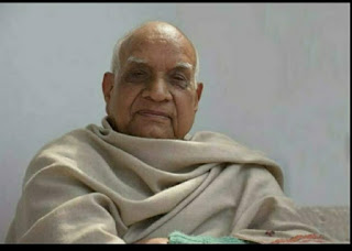 आध्यात्मिक जगत के श्रेष्ठ साधक थे , प्रो.शोभनाथ दुबे–डॉ नागेश पांडे  | #NayaSaberaNetwork