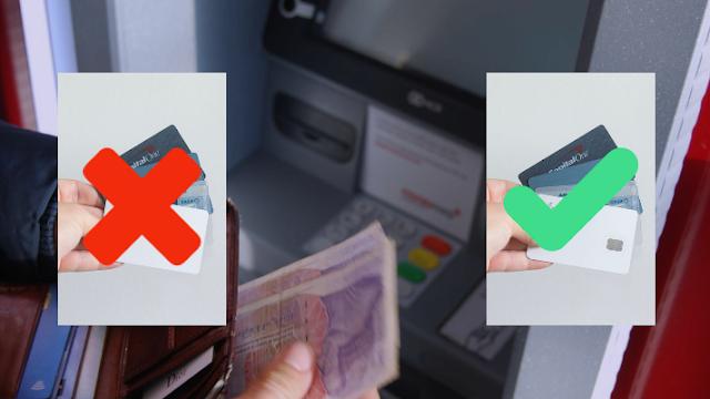 أخطاء ومشاكل وحلول سريعة تواجهة مستخدمين البطاقات البنكية أثناء السحب من ماكينة ATM