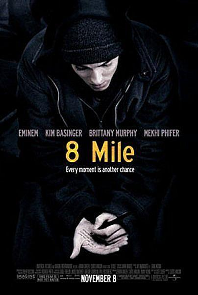 Download 8 Mile (2002) Full Movie in Hindi Dual Audio BluRay 720p [700MB]