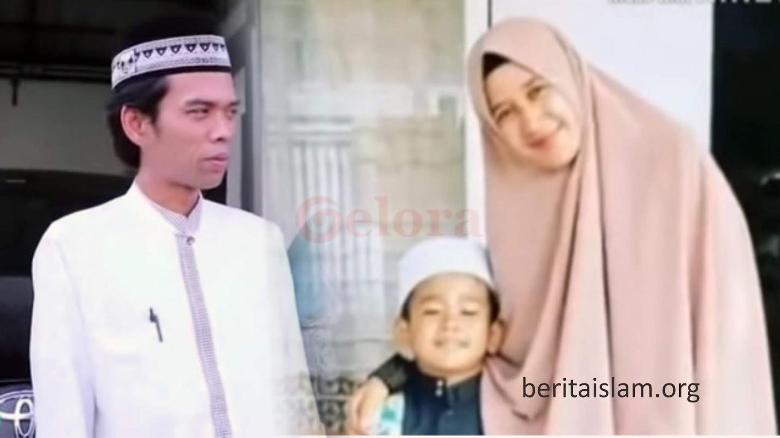 Pernyataan Resmi Ustadz Abdul Somad Soal Perceraian Dengan ...