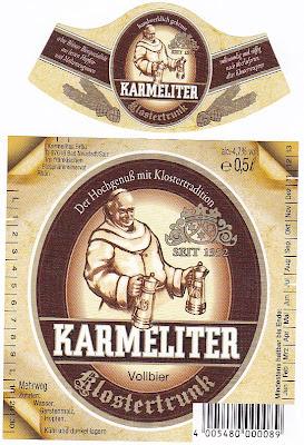 Karmeliter Bräu/Salz: Klostertrunk (Nr. 60)