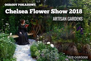 chelsea flower show wycieczka