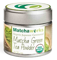 Health Works ceremonial grade matcha green tea