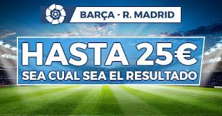 Paston promo Barcelona vs Real Madrid 24-10-2020