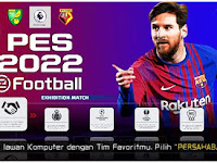 PES 2022 PPSSPP CHELITO LITE Indonesian Version Update Transfer & Promotion Team Update