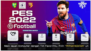 Download PES 2022 PPSSPP CHELITO LITE Indonesian Version Update Transfer & Promotion Team Update