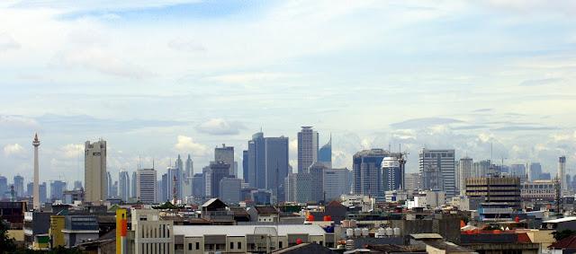 Jakarta sebagai pusat perekonomian indonesia