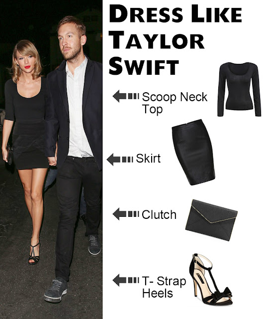 Taylor Swift Outing with Calvin Harris