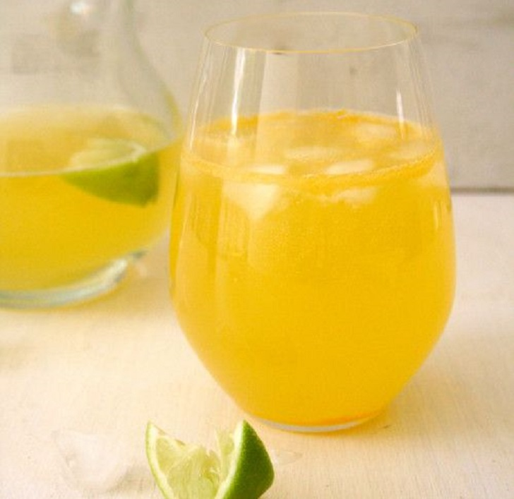 Passion Fruit and Ginger Cordial Recipe