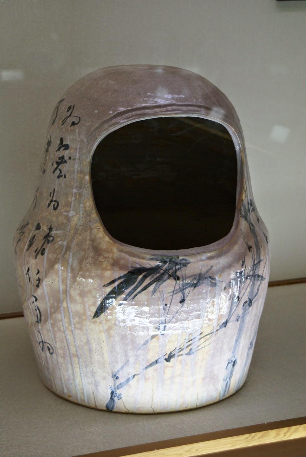 ceramique ancienne d'Edo