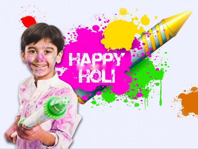 Happy Holi Images for Whatsapp 2017