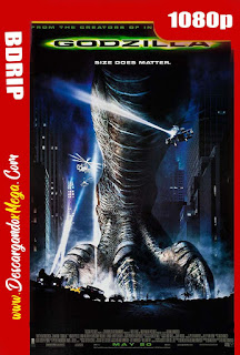 Godzilla (1998) BDRip 1080p Latino-Ingles