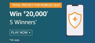 Amazon Total Protect Quiz