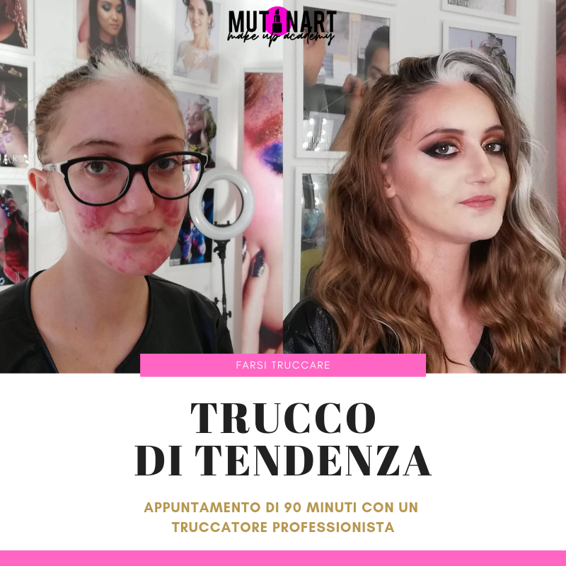truccatrice make up artist trucco a Modena