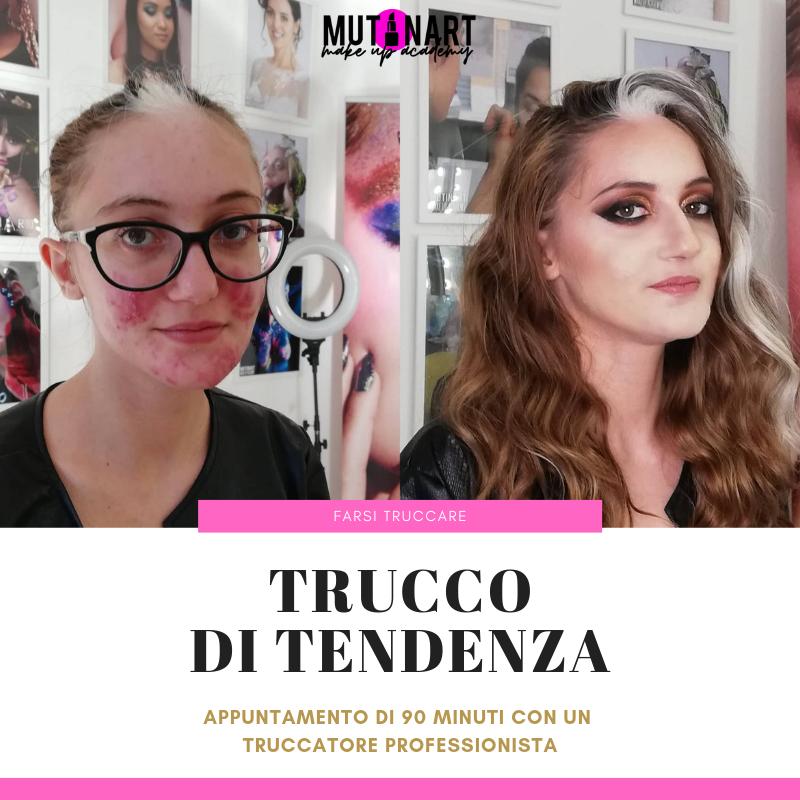 truccatrice make up artist trucco a Modena