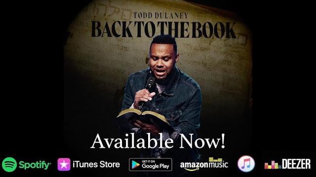 "Todd Dulayney Drops New EP Titled ""Back To The Book"""