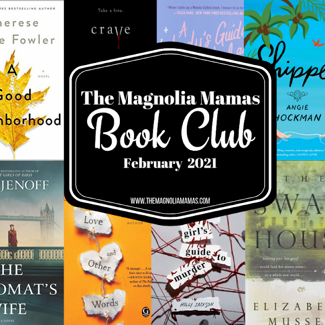 Book Club Suggestions February 2021