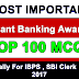 "Important Banking Awareness Questions ""TOP 100 MCQs"" 2017 