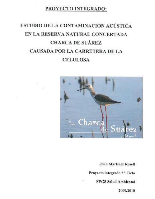 Charca de Suárez.