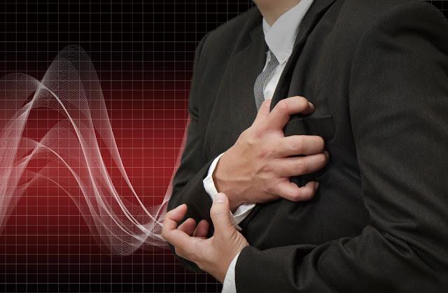 心肌梗塞如同火燒房子一樣,必須馬上搶救,不然猝死機率極高