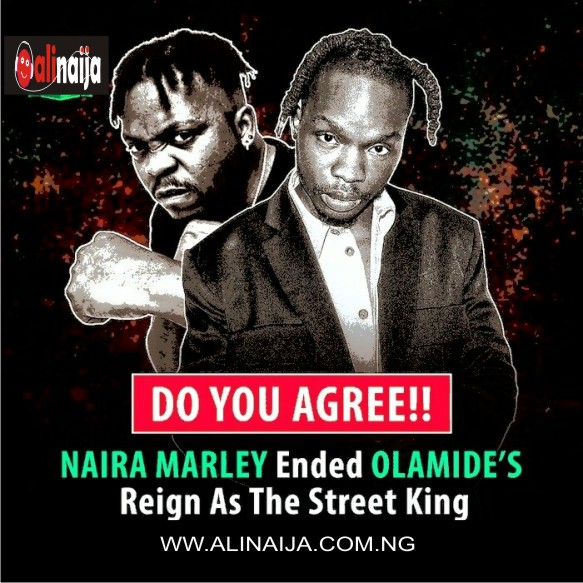 DO YOU AGREE?? Naira Marley Ended Olamide Reign as the Street King