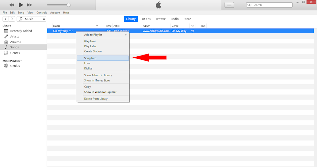 Cara Tukar Ringtone iPhone Menggunakan iTunes