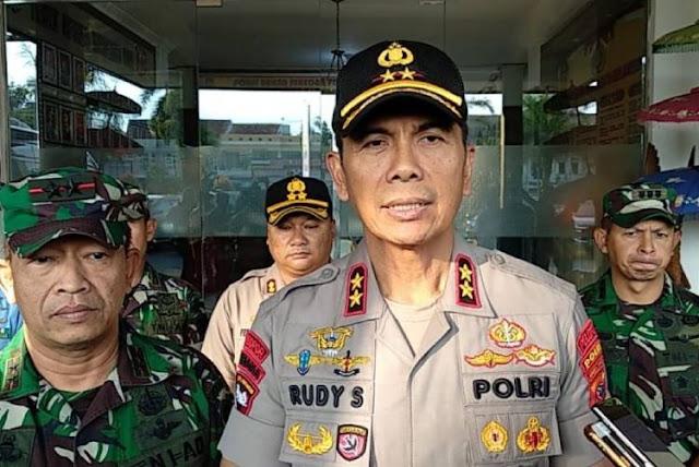 Anggota Polisi Dimutasi Akibat Tidak Pakai Masker dan Mengajak Duel Petugas