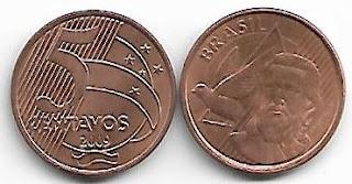 5 centavos, 2009
