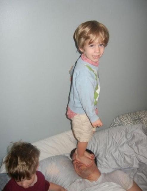 Pekerjaan Paling Berat Di Dunia Adalah Menjadi Orang Tua, Nggak Percaya??