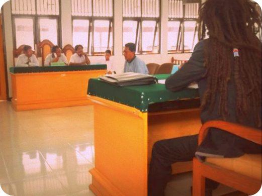 Sidang Prapedalilan Penembakan oleh Oknum Polisi Kota Sorong Ditunda