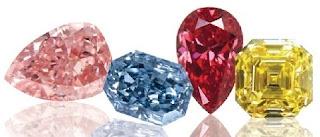 diamantes coloridos brasileiros