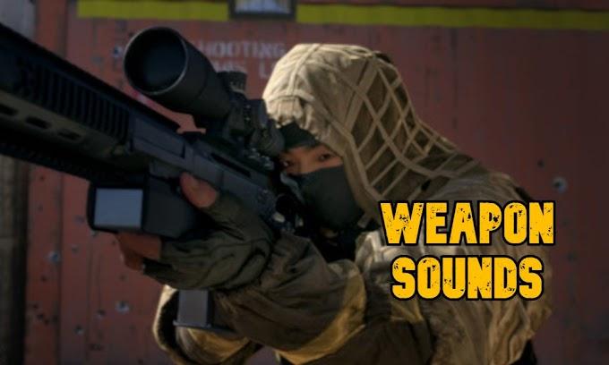 MTA SA Silah sesi - Silah sesleri