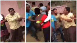 Lady Fights Movie Director on Set for Refusing to Give her a Role after Sleeping With her (Watch Video)