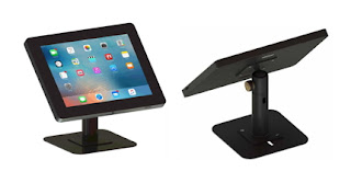 桌上型,平板電腦防盜鎖立架,tablet anti theft lock stand,ipad stand with lock,NLB200