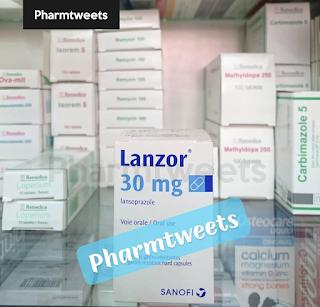 دواء لانزور Lanzor