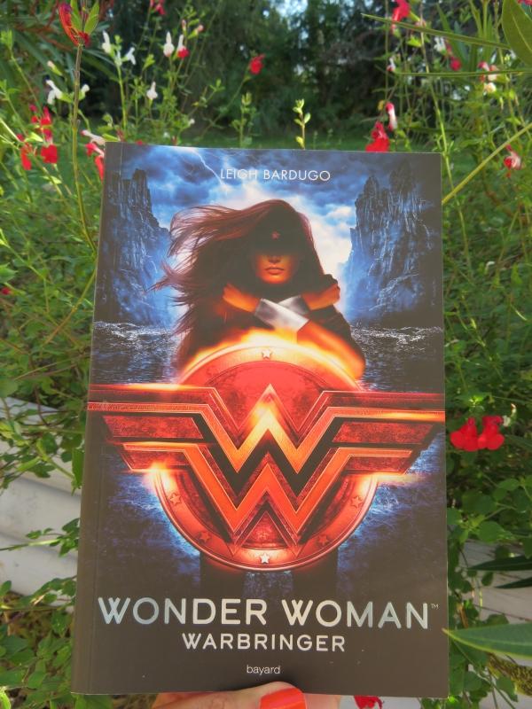 Wonder Woman : Warbringer de Leigh Bardugo - Les lectures de Mylène