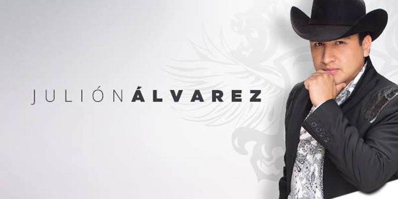 Julion Alvarez Gira de Conciertos