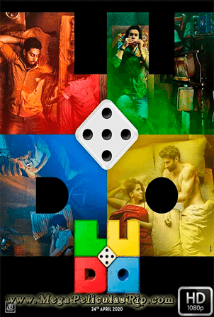 Ludo [1080p] [Latino-Hindi] [MEGA]
