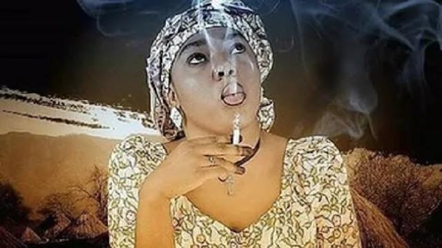 Dalilin Da Yasa Bani Shiga Fina Finan Kudu ba wato (Nollywood) -Inji Fati Shu'uma
