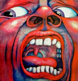 King Crimson portada