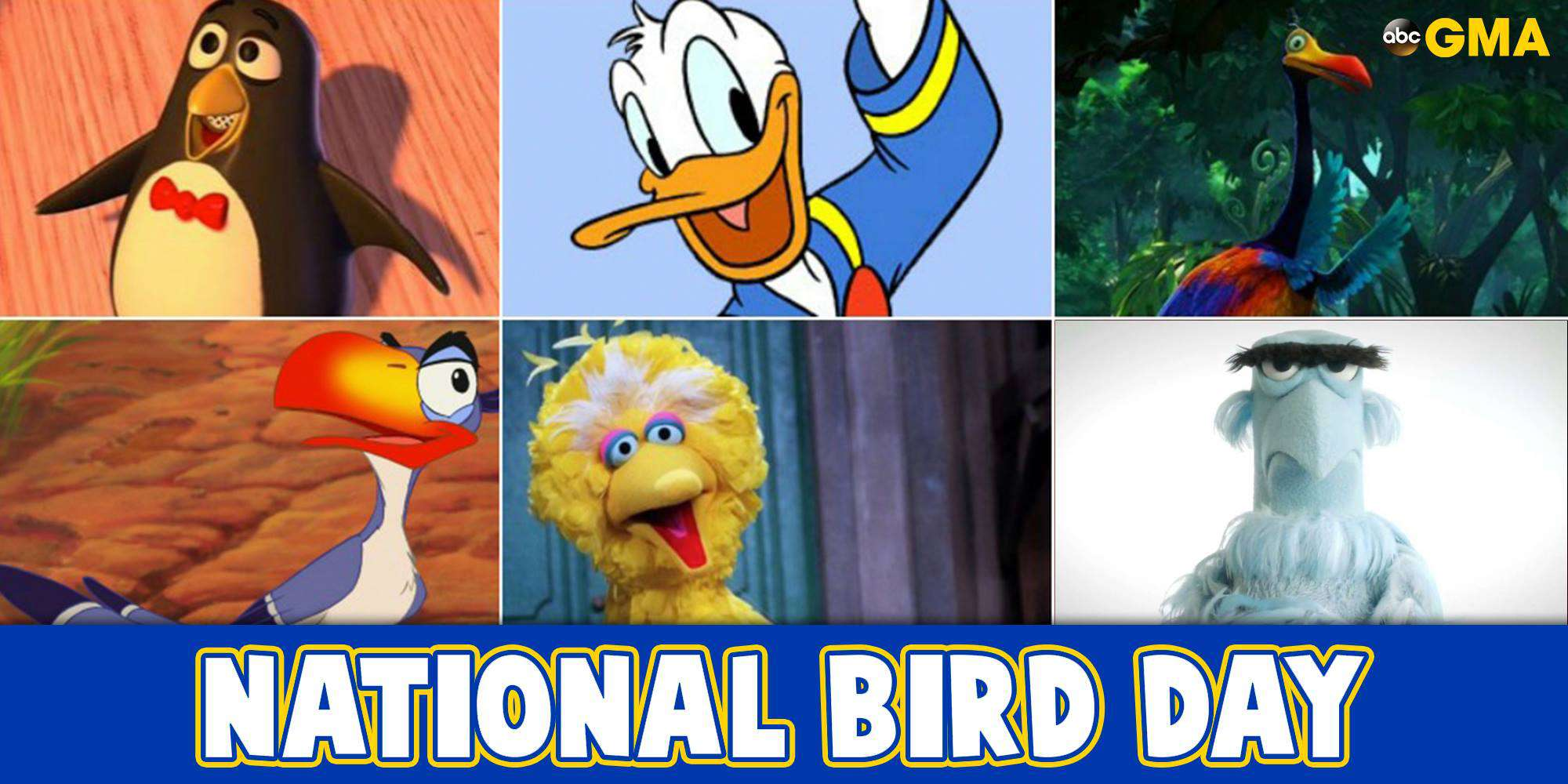 National Bird Day Wishes Images download